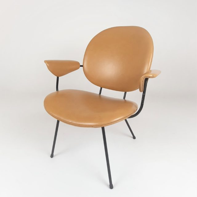 Willem hendrik Gispen 302 chair for KEMBO
