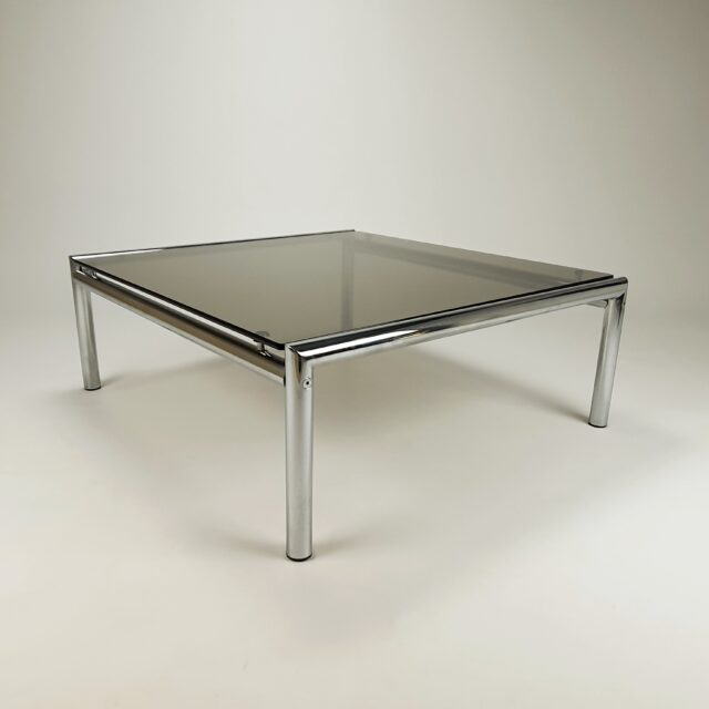 tubular coffee table